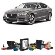 Desbloqueio De Multimidia Jaguar XE Type 2017 FT VF LR17