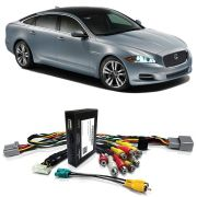 Desbloqueio De Multimidia Jaguar XJ Type 2012 a 2014 FT VF LR12