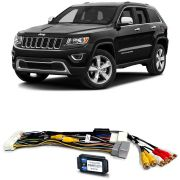 Desbloqueio De Multimídia Jeep Grand Cherokee 2011 a 2013 FT VF MYGIG HI
