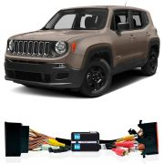 Desbloqueio De Multimídia Jeep Renegade 2015 a 2019 FT VF UC2