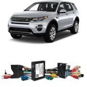 Desbloqueio De Multimidia Land Rover Discovery Sport 2017 a 2018 FT VF LR17
