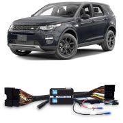 Desbloqueio De Multimidia Land Rover Discovery Sport 2017 a 2018 FT VF LR3