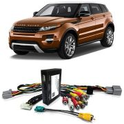 Desbloqueio De Multimidia Land Rover Range Rover Evoque 2012 a 2015 FT VF LR12