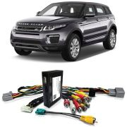 Desbloqueio De Multimidia Land Rover Range Rover Evoque 2016 FT VF LR12