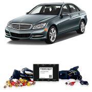 Desbloqueio De Multimidia Mercedes Classe C 2012 a 2014 Sem DVD FT LVDS MB12