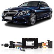 Desbloqueio De Multimidia Mercedes Classe C 2015 a 2018 FT LVDS MB2