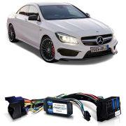 Desbloqueio De Multimidia Mercedes Classe CLA 2014 Com DVD FT VF NTG4.5