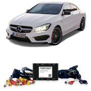 Desbloqueio De Multimidia Mercedes Classe CLA 2014 Sem DVD FT LVDS MB12