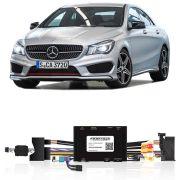 Desbloqueio De Multimidia Mercedes Classe CLA 2015 Com NTG 5 FT LVDS MB2