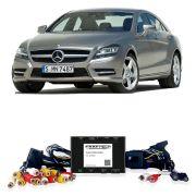 Desbloqueio De Multimidia Mercedes Classe CLS 2012 a 2014 Sem DVD FT LVDS MB12