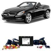Desbloqueio De Multimidia Mercedes Classe SLK 2012 a 2015 Sem DVD FT LVDS MB12