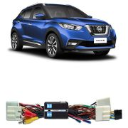 Desbloqueio De Multimidia Nissan Kicks SL 2018 FT VF NS4