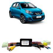 Desbloqueio De Multimidia Nissan March 2017 Com Multimídia Mult App FT VF NS2