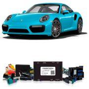 Desbloqueio De Multimídia Porsche 911 2017 a 2018 Com PCM 4.0 FT LVDS AUD4