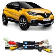 Desbloqueio De Multimidia Renault Captur 2018 a 2019 Com Media Nav FT VF RN