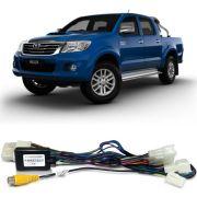 Desbloqueio De Multimidia Toyota Hilux 2014 a 2019 Com DVD de Fabrica FT VF TY