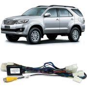 Desbloqueio De Multimidia Toyota Hilux SW4 2014 a 2019 Com DVD de Fabrica FT VF TY