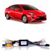 Desbloqueio De Multimidia Toyota Prius 2014 a 2019 Com DVD de Fabrica FT VF TY
