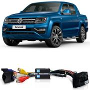 Desbloqueio De Multimidia VW Amarok 2018 FT VF VW5