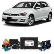 Desbloqueio De Multimídia VW Golf 2014 a 2019 FT LVDS AUD4