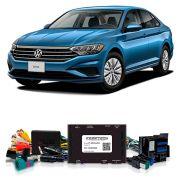 Desbloqueio De Multimídia VW Jetta 2018 a 2019 FT LVDS AUD4