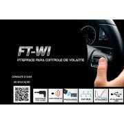 Interface De Volante FT WI VW Fox 2007 a 2016