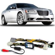 Interface Desbloqueio de Tela Chrysler 300C 2012 a 2014 Faaftech FT VIDEO FREE C8 + FT CM VIDEO