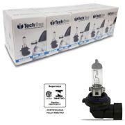 Lampada Halogena TechOne HB4 9006 3000k 55W Caixa com 10 Unidades