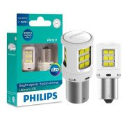 Lampada LED Philips Ultinon P21 6000K 1 Polo Luz Branca