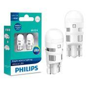Lampada LED Pingo Philips Ultinon T10 W5W 6000K Luz Branca