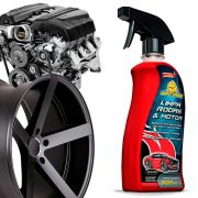Limpa Rodas e Motor BTS 500ml AutoShine