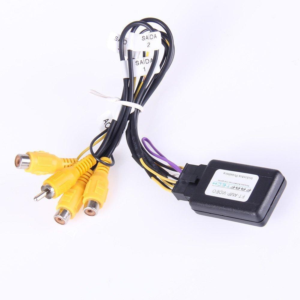 Amplificador de Sinal de Video Faaftech FT-AMP-VIDEO