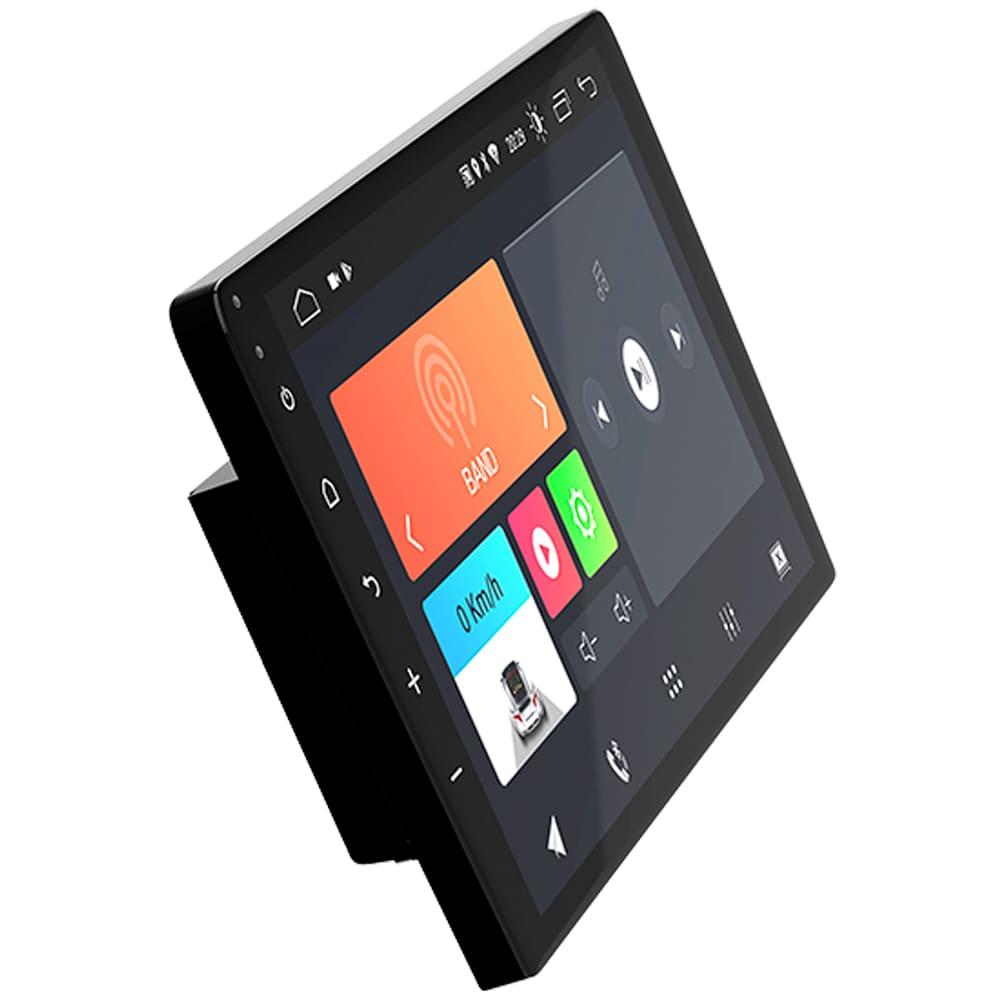 "Central Multimidia 9"" Android 10 USB Bluetooth Espelhamento Google Play Faaftech"