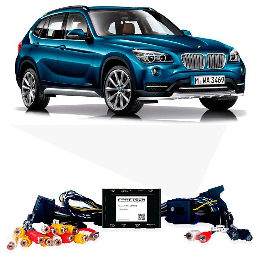 Desbloqueio De Multimidia BMW X1 2016 FT LVDS BM12