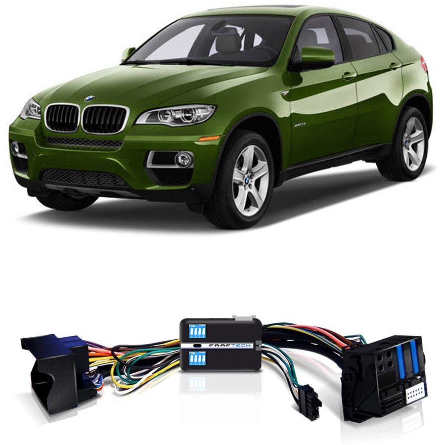 Desbloqueio De Multimidia BMW X6 2011 a 2014 Com DVD de Fabrica FT VF BM10