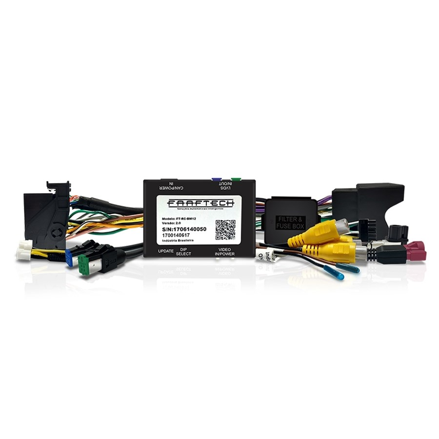 Interface de Camera BMW Faaftech FT-RC-BM12