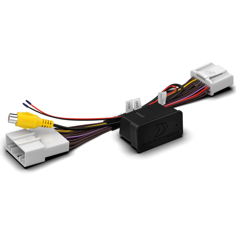 "Interface de Camera Duster 2021 com Easy Link de 8"" Faaftech FT-RC-RN2"
