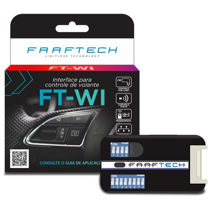 Interface De Volante FT WI Fiat Grand Siena 2013 a 2016