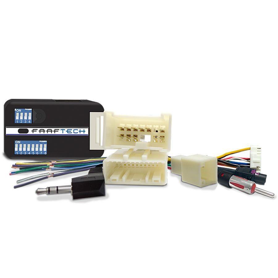 Interface de Volante Plug and Play FT SW RN Linha Renault