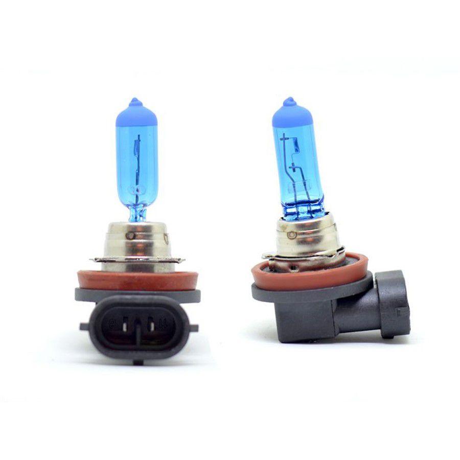 Lampada Super Branca H8 8500k TechOne