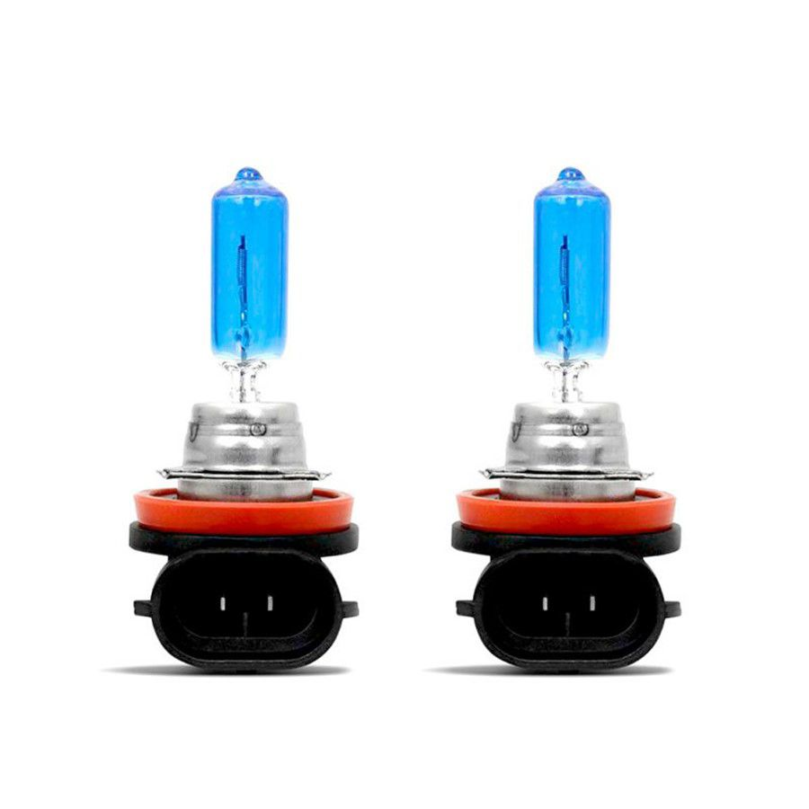 Lampada Super Branca H9 8500k TechOne