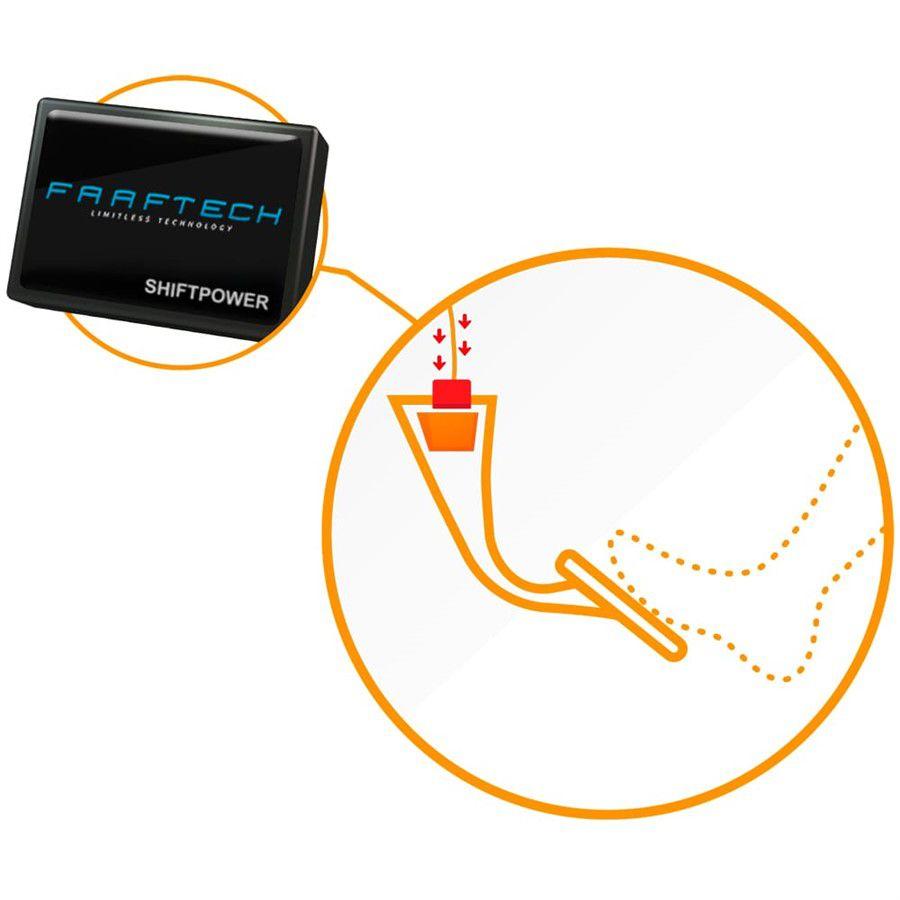 Shift Power Fiat Freemont 2012 a 2016 Reduz Atraso Do Acelerador Faaftech