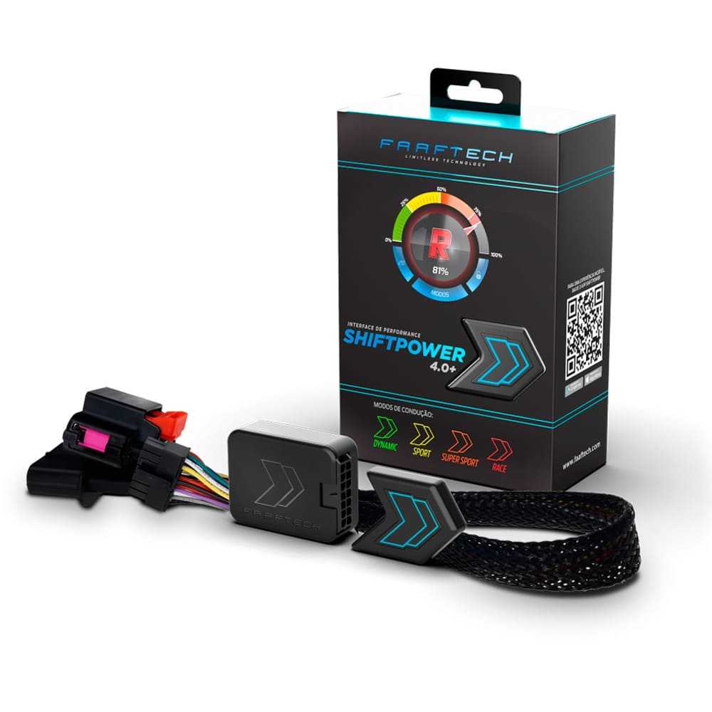 Shift Power Plug Play Bluetooth Faaftech FT-SP04+