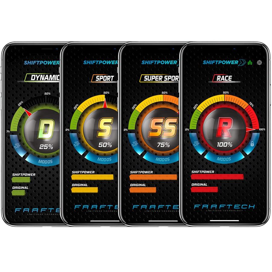 Shift Power Plug Play Bluetooth Faaftech FT-SP08+