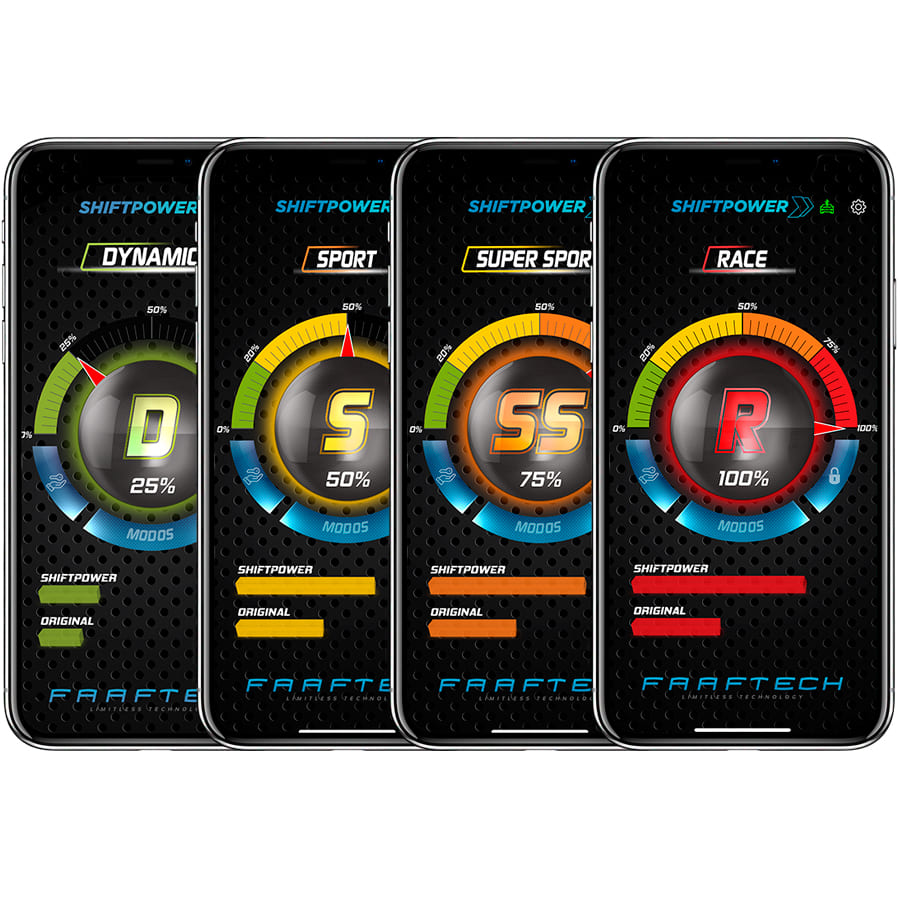 Shift Power Plug Play Bluetooth Faaftech FT-SP24+