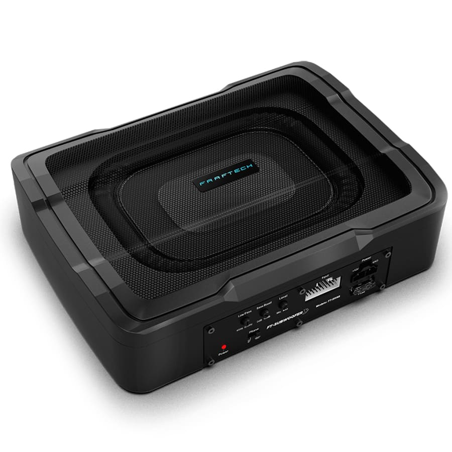 Subwoofer Ativo Plug and Play 100W RMS Faaftech FT-SW68-FRD1