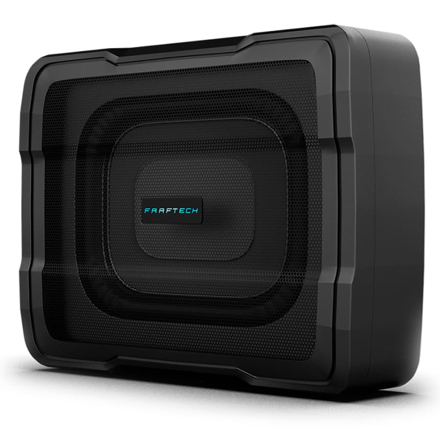 Subwoofer Ativo Plug and Play 100W RMS Faaftech FT-SW68-MB