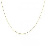 Corrente Veneziana 45cm em Ouro 18k