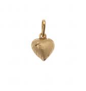 Pingente Coração Ouro 18K