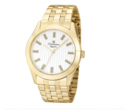 Relógio Champion Feminino Dourado - Elegance -CN26706H